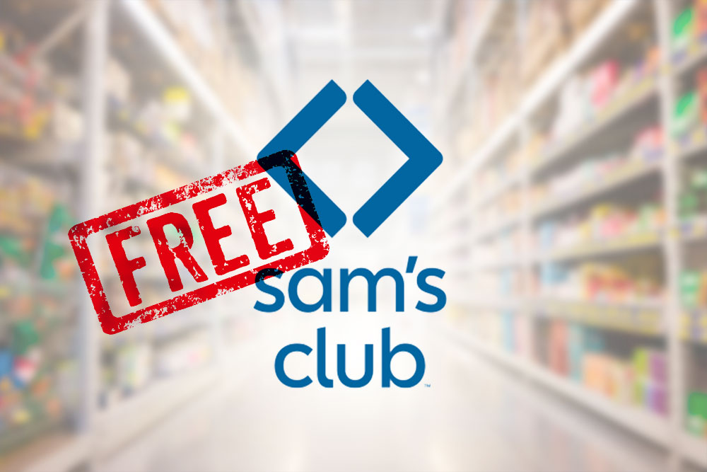 how to shop at sams club without a membership