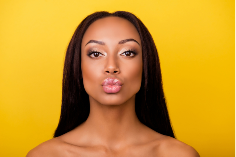 how to get fuller lips without injections
