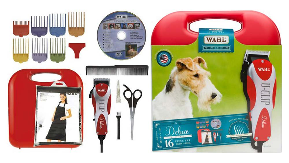best home grooming tools Wahl clippers